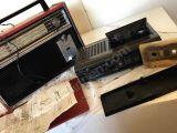 Antika radyo ve kaset calar sevenler