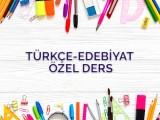 Özel ders türkçe